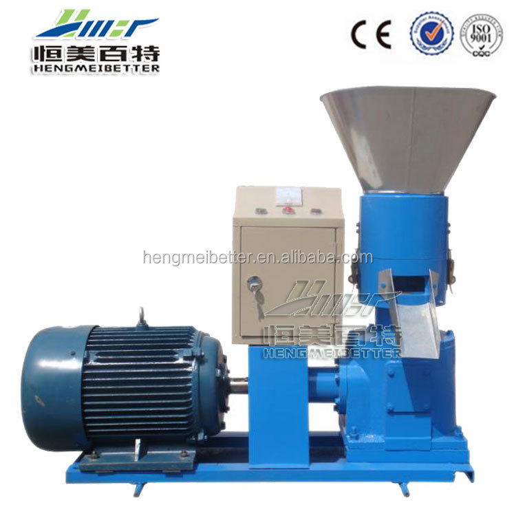 500kg/h Turkey Animal Feed Pellet Extruder,Chicken Feed Pellet Extruding Machine,Home Use Feed Pellet Extrusion Machine