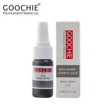Neue Goochie <span class=keywords><strong>Permanent</strong></span> make-up Tattoo <span class=keywords><strong>Pigment</strong></span>