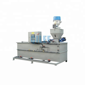 sewage water treatment PAC automatic chemical dosing system