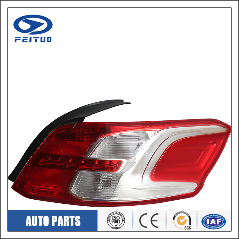 High Quality side and tail lamps for PEUGEOT 301