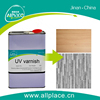 Transparent high-quality professional wood floor uv coating