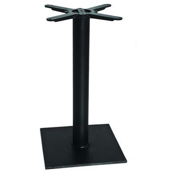 hot sell black cast iron restaurant dining table bases for rh353