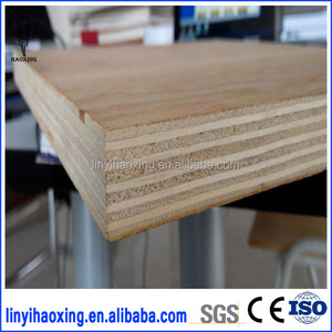 Plywoods Type and Poplar Main Material Furniture Grade Okoume Plywood