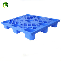 Quality durable universal double faced transport euro plastic pallet sides container