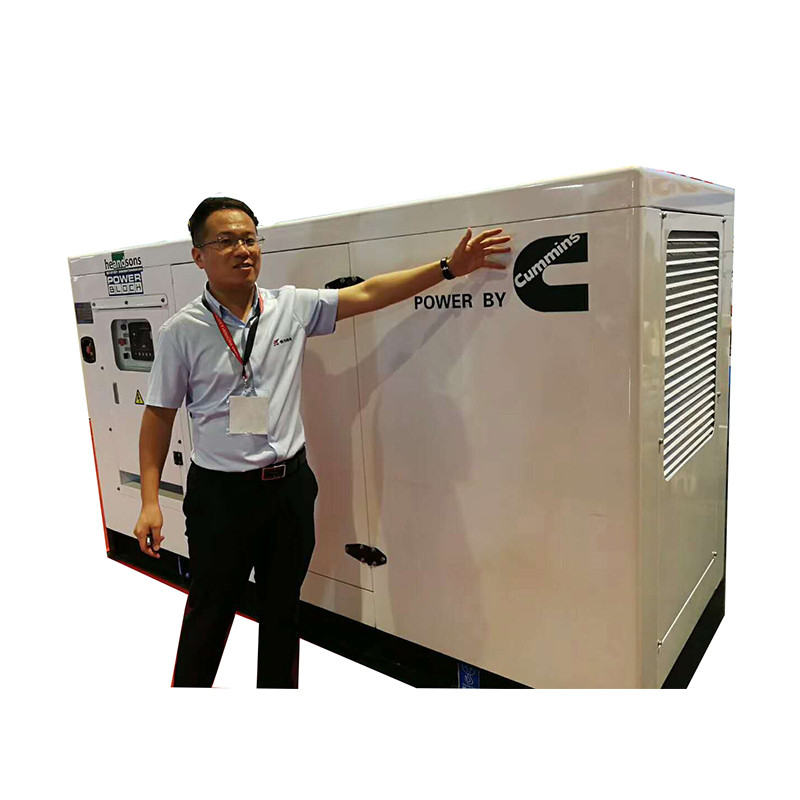 OEM Price!! 20KW/50KW/100kw Cummins Engine Super Silent <strong>Diesel</strong> Generator By CNMC