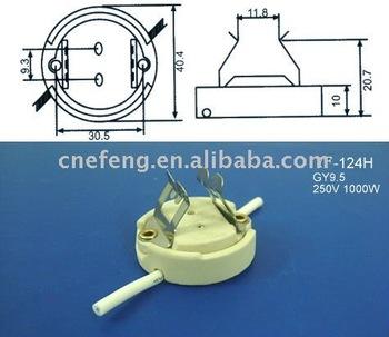 Led Tube Lamp Holder Gy9.5/g9.5