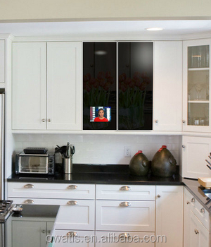 kitchen cabinet features new arrival smart touch screen kitchen tv for cabinet door 2500