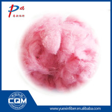 Chinese supplier achievement of prompt pink wholesale polyester fiber fill