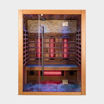 Full Spectrum Near 3 Perosn Infrared Sauna Room Keys ...