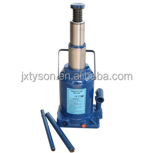 6Ton Hydraulic Bottle Jack/Car Lifter Jack/Double Ram Bottle Jacks