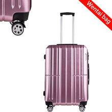 For retail rolling royal polo luggage trolley case