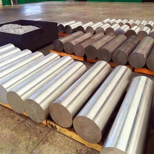 ASTM standard Magnesium Alloy Billet Slab Bar Rod by Semi continuous casting billet