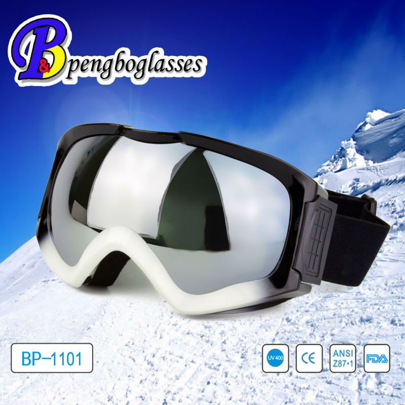 Winter racing ski jumping goggles