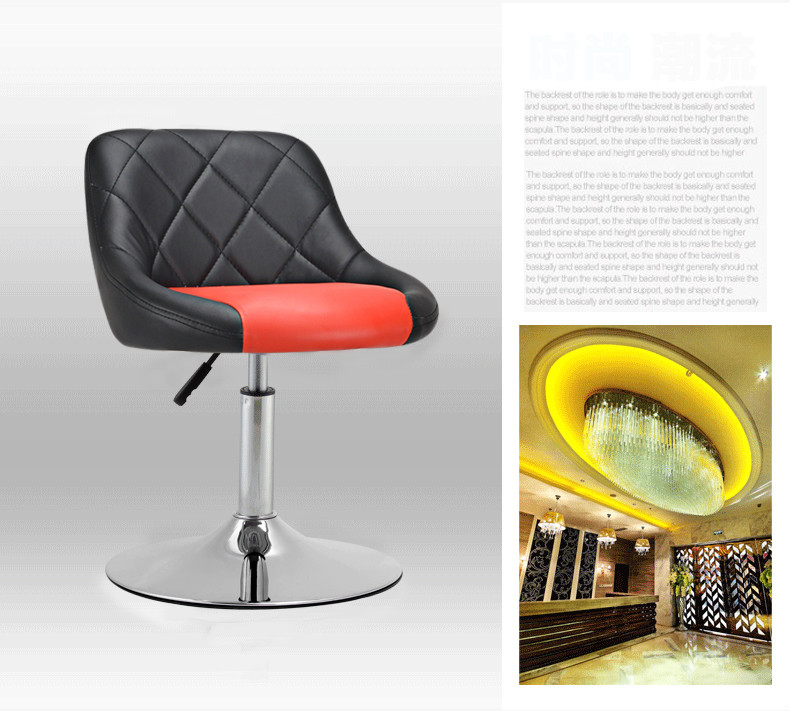 European Fashion Stainless Steel Bar Chair To Restore Ancient Ways Jewelry Chair Recreational Chair At The Front Desk Cheap Sales Furniture Bar Furniture