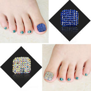 Wholesale Price 3D Bow Metal Nail art Decoration For Toe Nail