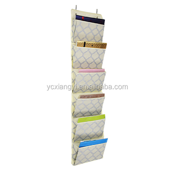 Home And Office Over The Door Organizers Wall File Organizer Hanging