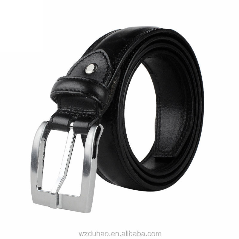 3.5cm Causal Geuine Leather Belt Men Dress Jeans Pants Belt With Good Quality