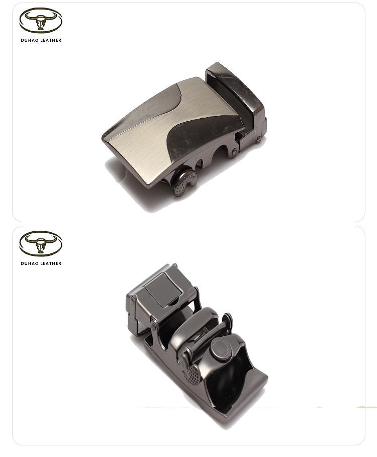 wholesale custom leather belt s automatic belt buckle