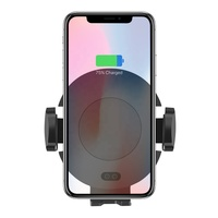 C11- cellphone charger 10W Universal Fast Wireless Charging Car Mount Quick Charger Universal Charger
