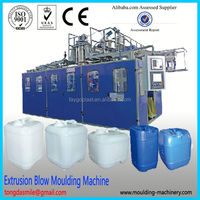 three layers coextrusion film blown machine
