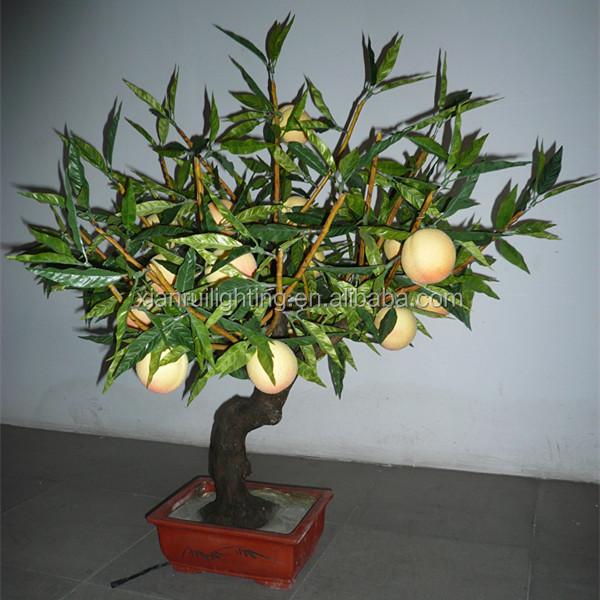 led lumineux fruits bonsa led ficus ginseng fleur bonsa arbres artificiels id de produit. Black Bedroom Furniture Sets. Home Design Ideas
