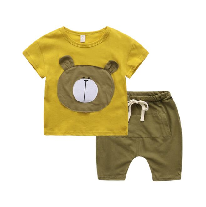 zm54021a Factory Price Good Quality Cool Boy Clothing Sets Popular Boutique Cotton Childrens Clothing Sets