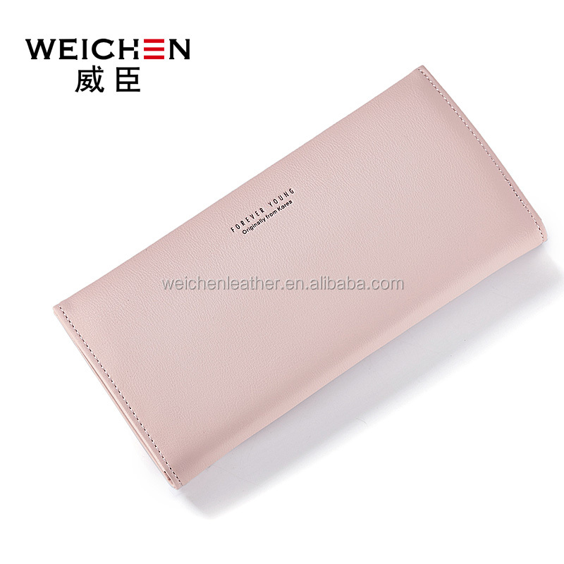 Fashion ladies wallets and private label wallet