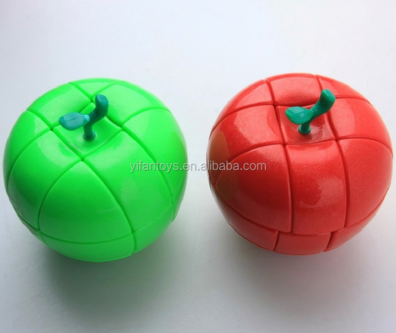 Newest Toys For Saleyongjun 3 Layers Magic Cubes Yj0326 Apple ...