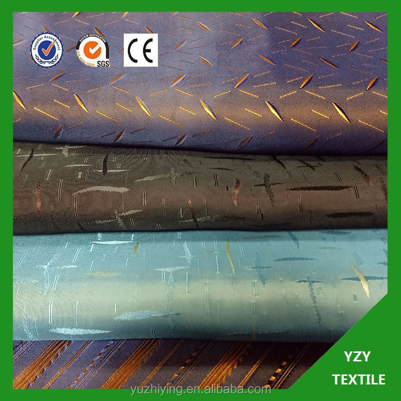 shaoxing textile lining jacquard lining for mens suiting 230t jacquard