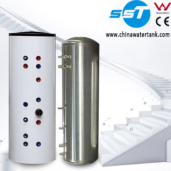 50-800l capacity option stainless steel cylinder container