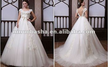 Wedding Dresses with Waist Band