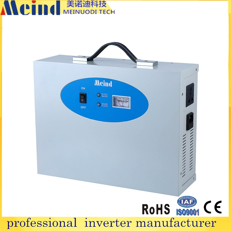 China manufacturer hot sale 700va 12v 220v ups power with charger