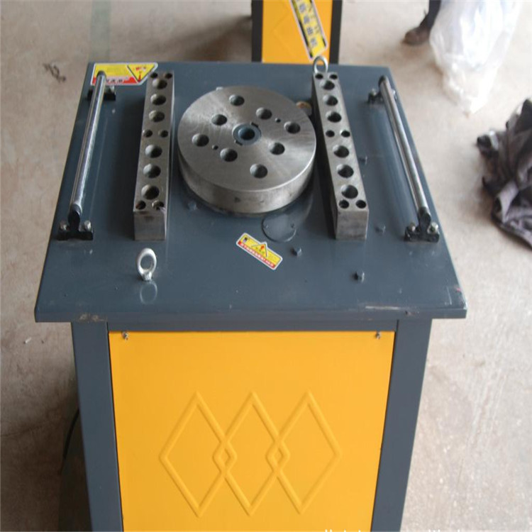 6-40mm Steel Round Bar Bending Machine Automatic Hoop Bender