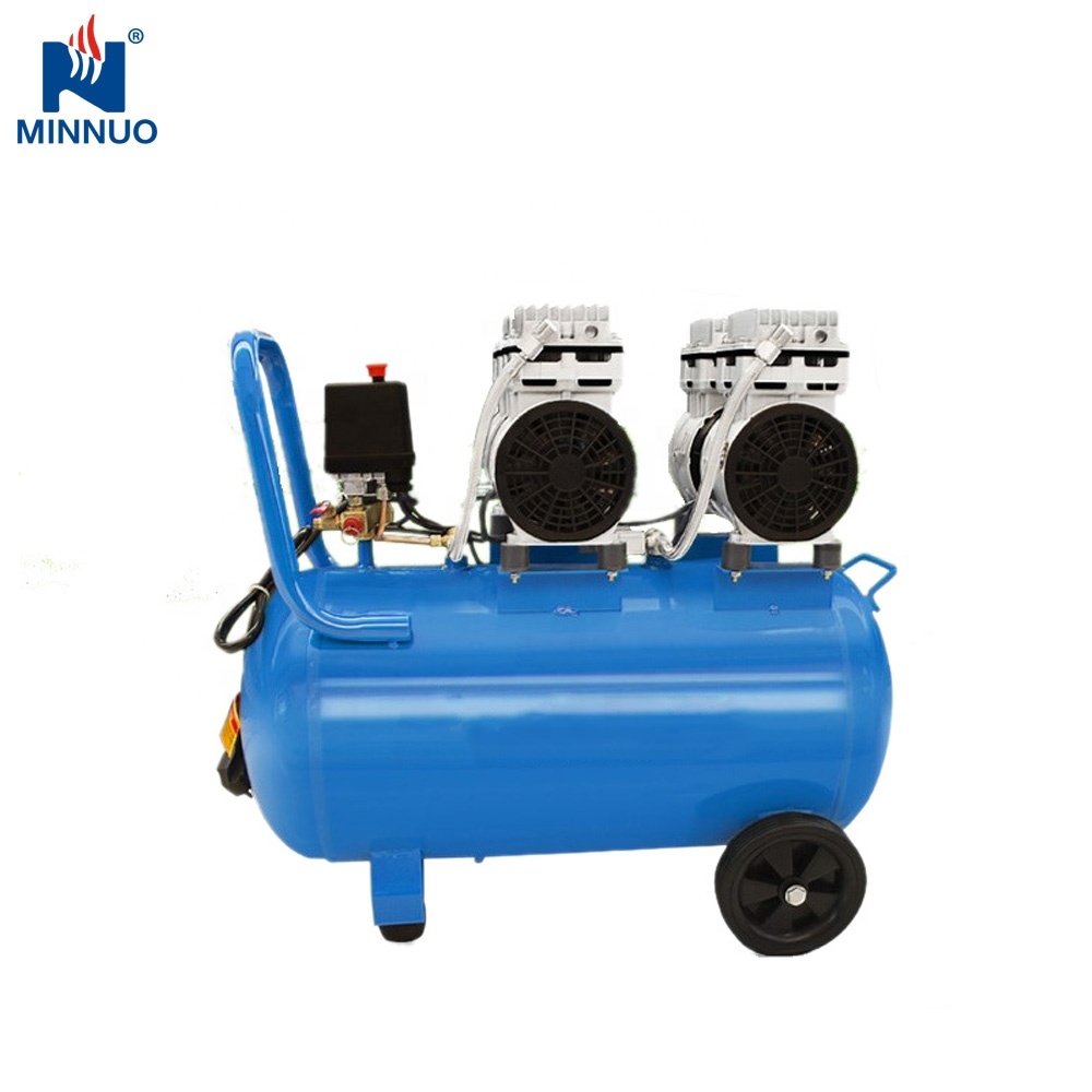 Chinese supply 7.5kw 10hp zuiger compressor met 200l tank