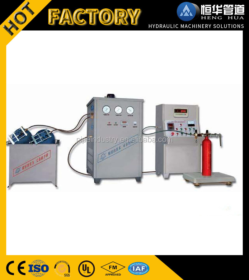 Factory directly sale automatic abc powder filling machine for fire extinguisher in shanghai factory price