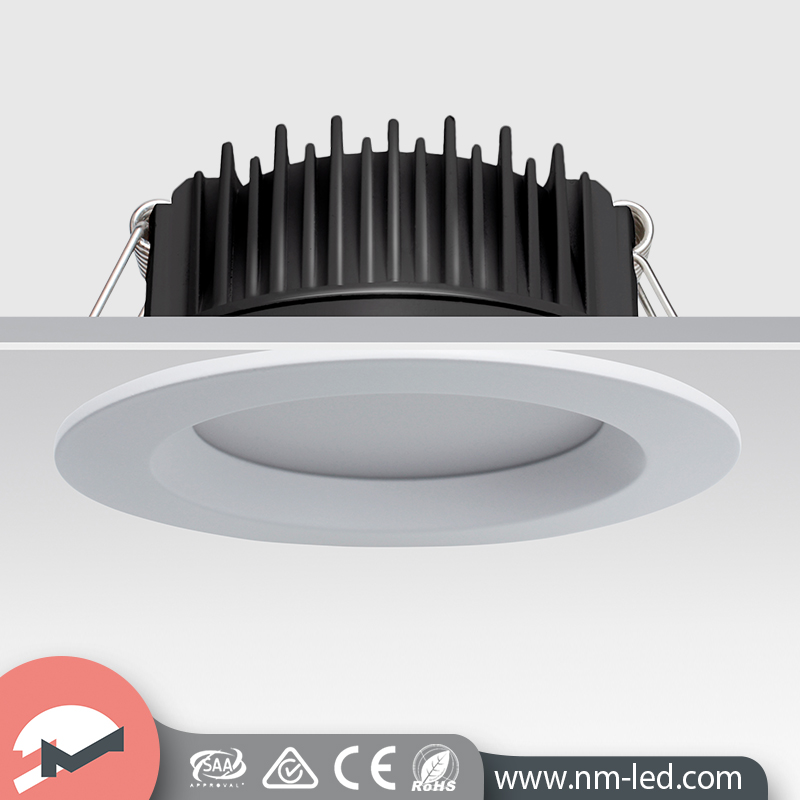 DL08-10BH Australia Standard Residential Dimmable Australia 10W Led <strong>Downlight</strong>