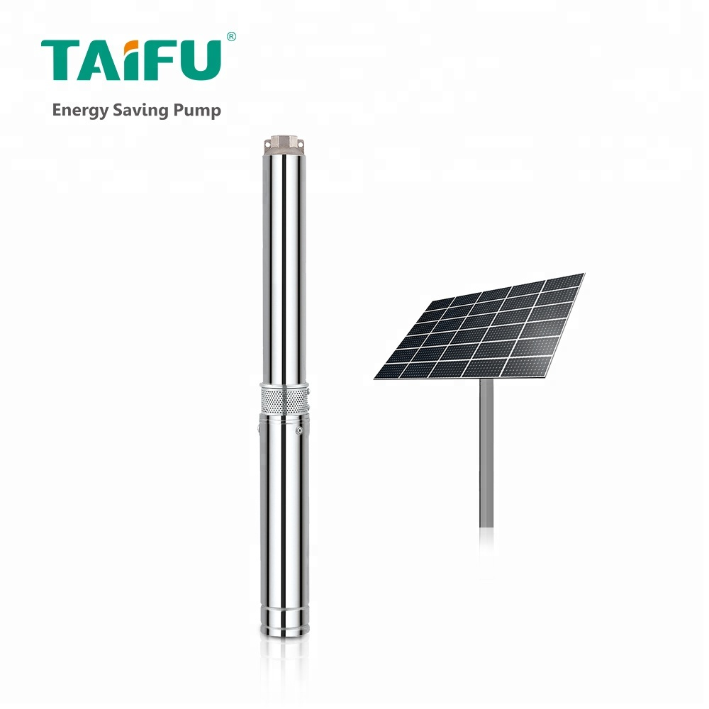Good quality economical stainless steel 3 inch 36 48 volt submersible dc solar mini water pump