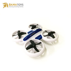 Mini lighting remote control ufo flying saucer toy
