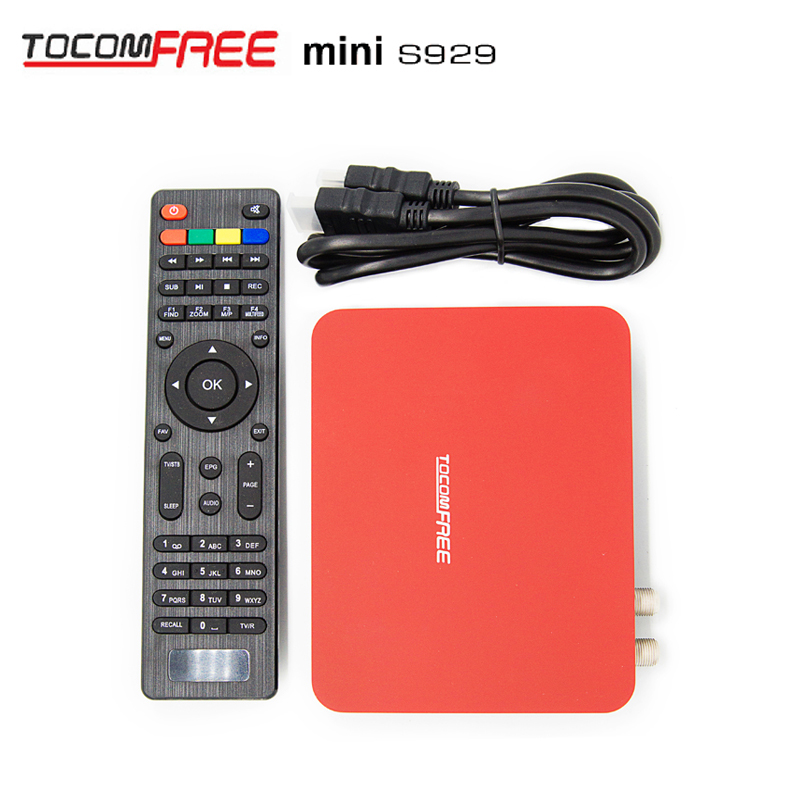 fta receiver android freesky TOCOMFREE mini S929 fta sks iks iptv <strong>buy</strong> in china from colombia
