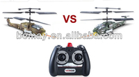 2 Sets air battle remote control plane flying toy plane 3.5 Channel Air Raptor Infrared Remote Control RC Helicopter