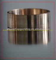 AG15P Silver Brazing Alloy Strips Ag15% CuP for copper brazing