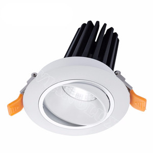 Superior Quality EMC SAA CCC COB 10w 15w led trackling spotlight,led tracking spotlight for project