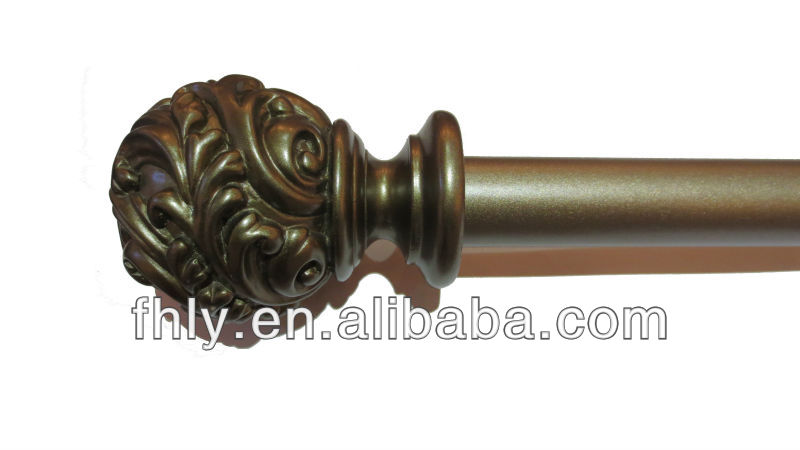 resin finials curtain rods resin finials curtain rods suppliers and at alibabacom