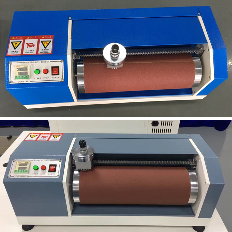 ZONHOW Universal DIN leather wear abrasion friction tester