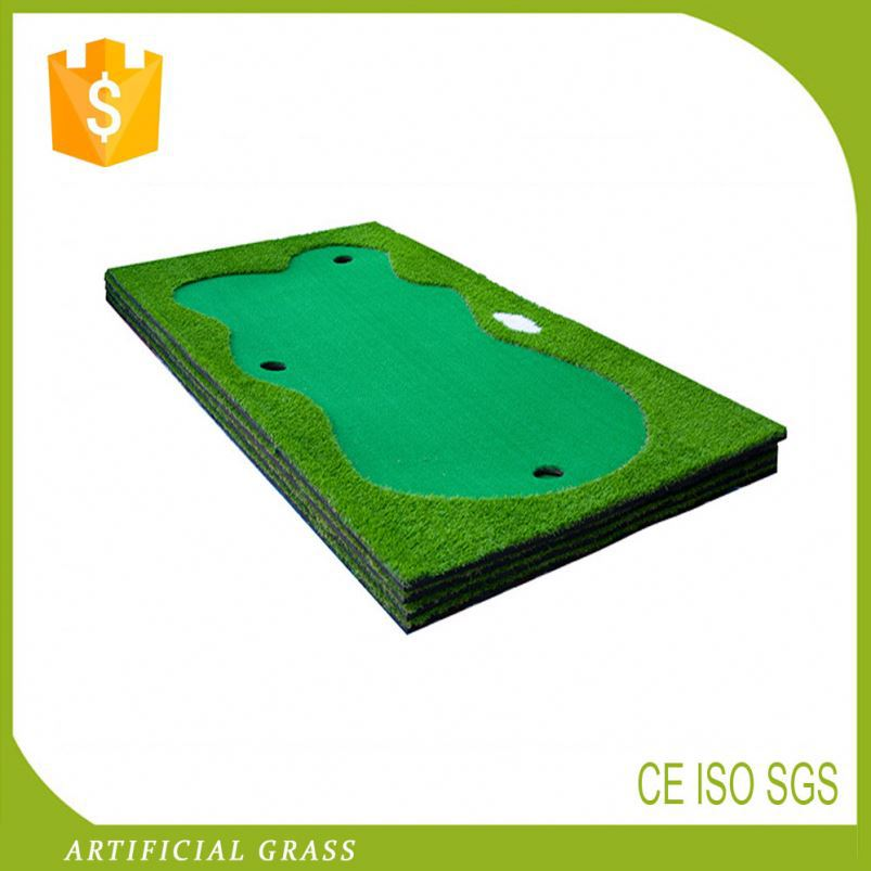 Professional 12Mm Golf Court Synthetic Turf