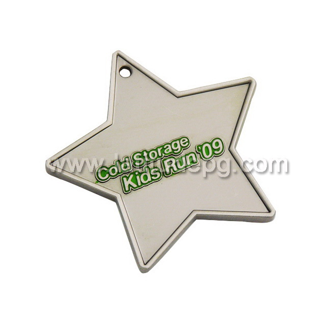 CR-MA66861_medal Professional car badge with screws and bolts