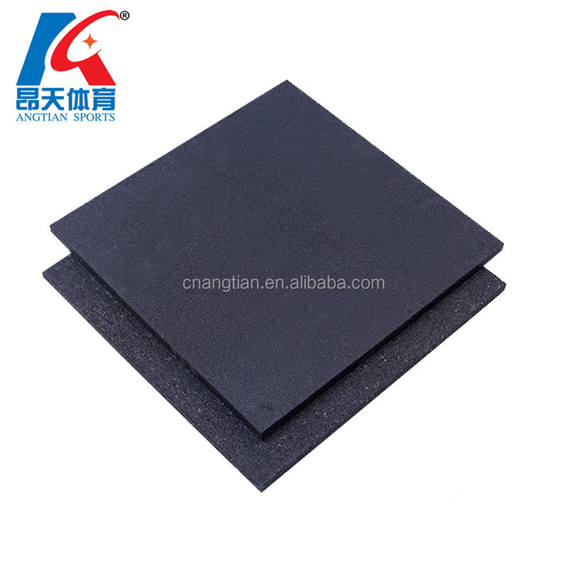 angtian-sports wholesale mat recycled tile sports floor <strong>rubber</strong>