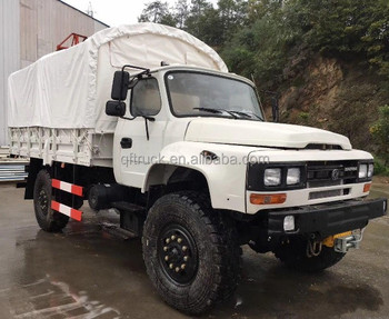 Eq2093f6d Dongfeng Long Nose 4x4 Off Road Truck For The Military - Buy  Dongfeng Trucks For Sale,Heavy Duty Off Road Truck,Military Army Trucks  Product