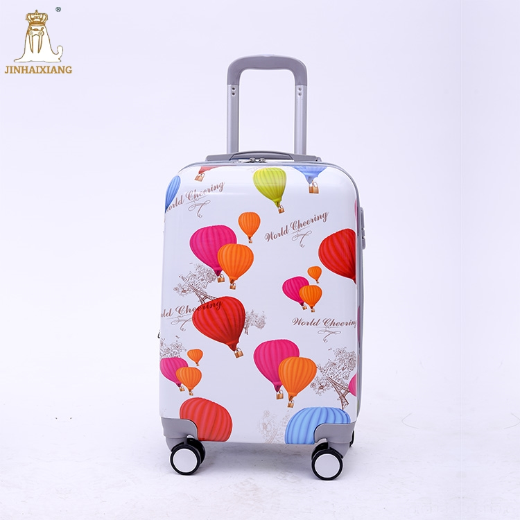 2017 China supplier plastic luggage holder suitcase covers