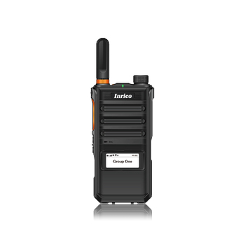 inrico 4g radio walkie talkie phone T620 with small LCD display